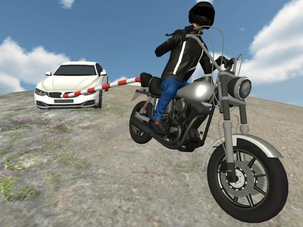 链式摩托车新种族单机版图3