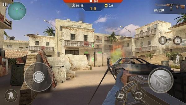 枪射击突击单机版图3