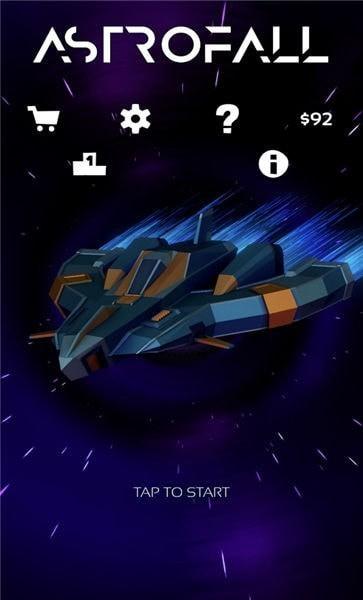 太空下降图1