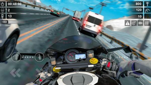 摩托车打架单机版图2