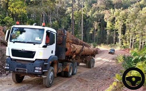 重型货车模拟器单机版图3