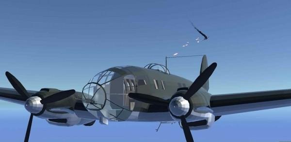 飞行射击战争模拟单机版图3