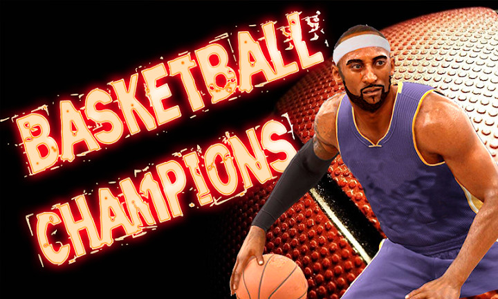 美国篮球季后赛单机版图1