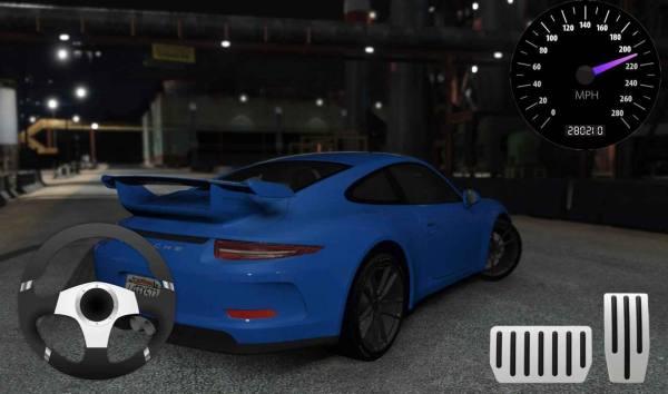 保时捷911模拟城市单机版图1