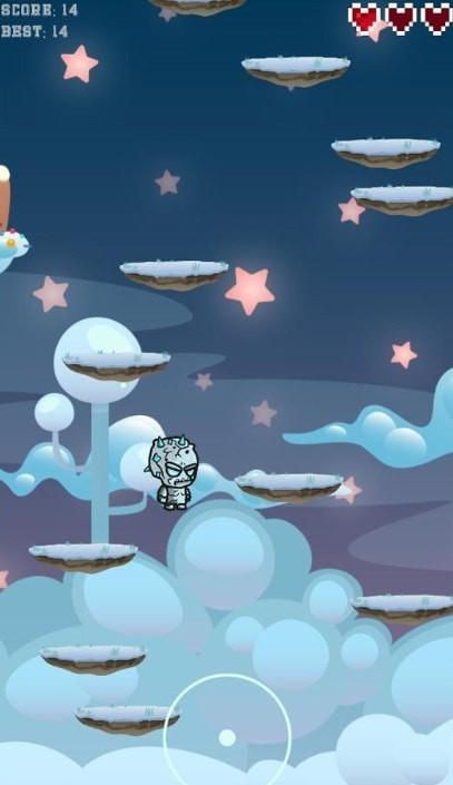 冰人跳跃单机版图3