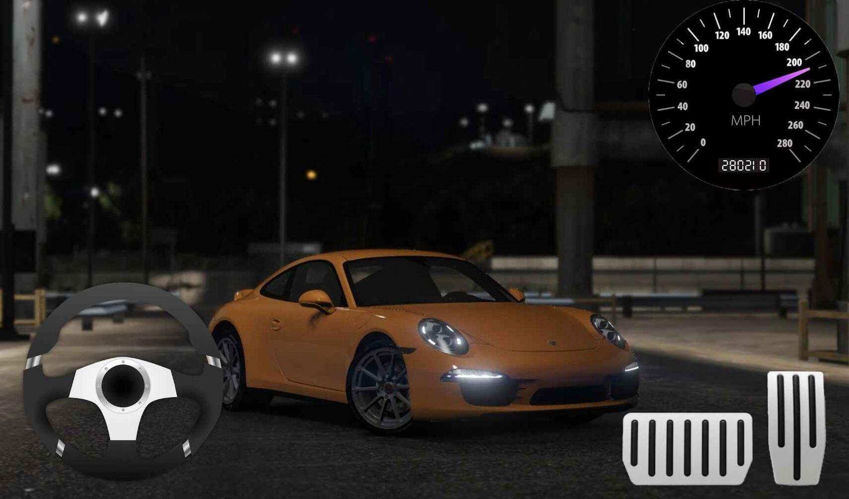 保时捷911模拟城市单机版图2