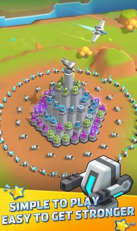巨型塔楼图1