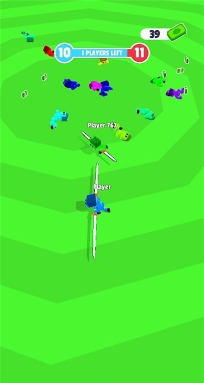 武士竞技场单机版图3