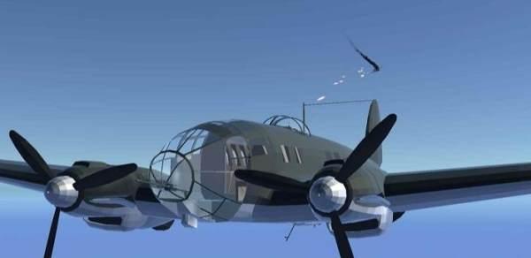 世界大战飞行模拟图3