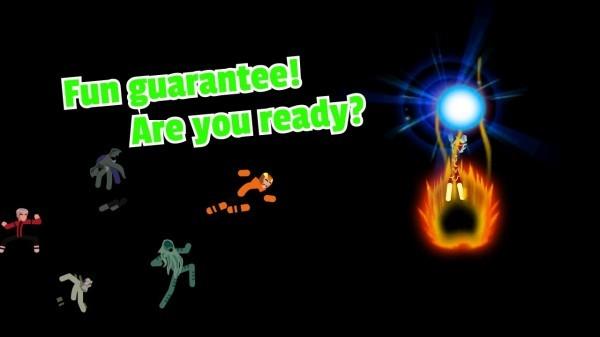 超级战士对决单机版图1