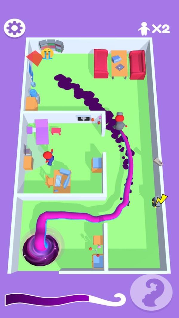 章鱼怪物单机版图1
