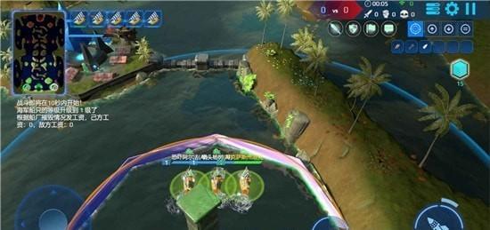 王者海战单机版图2