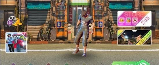 斗士英雄竞技单机版图2