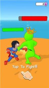 超级英雄酷跑竞技单机版图3