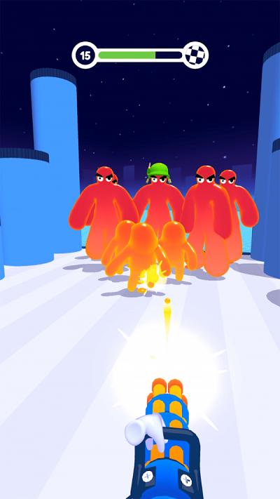 果冻人战争单机版图1