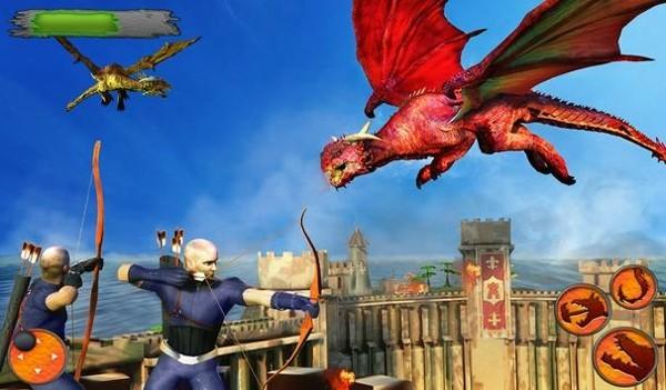 飞龙战斗模拟器城市攻击单机版单机版图3
