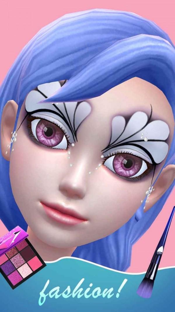 天天爱化妆单机版图1