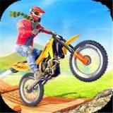 摩托车斜坡挑战赛单机版