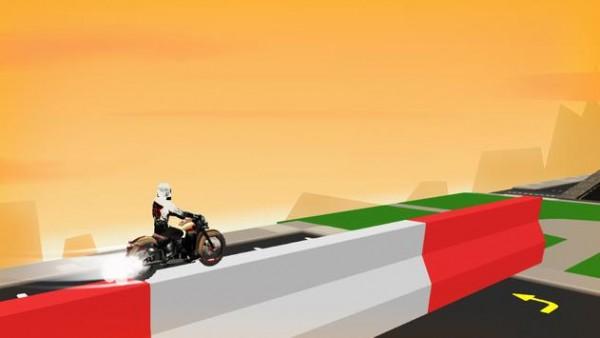 摩托车特技跳跃图2