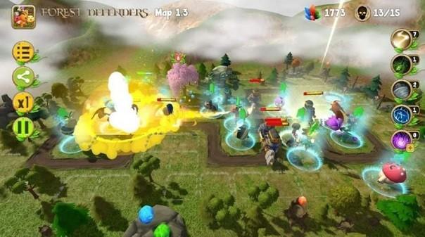 森林保卫者游戏单机版图2