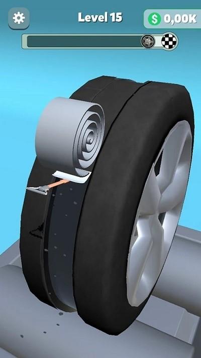 轮胎修复单机版图3