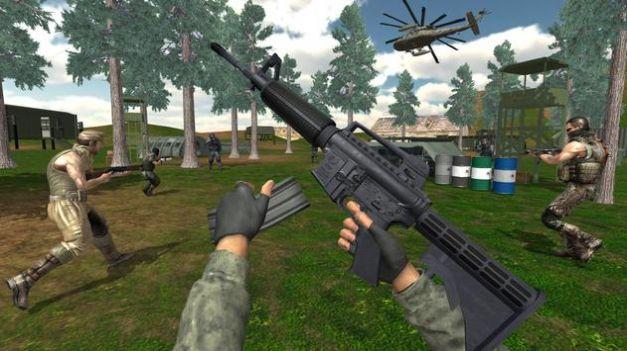 FPS丛林射击单机版图2