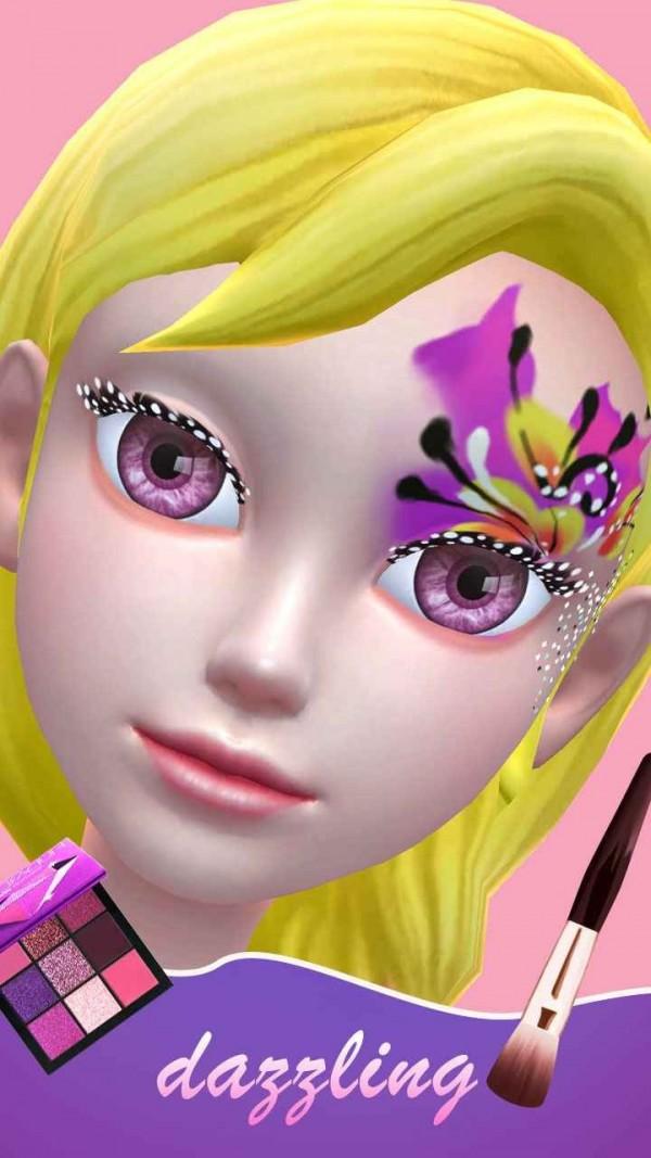 天天爱化妆单机版图4