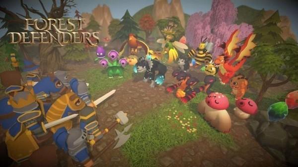 森林保卫者游戏单机版图1