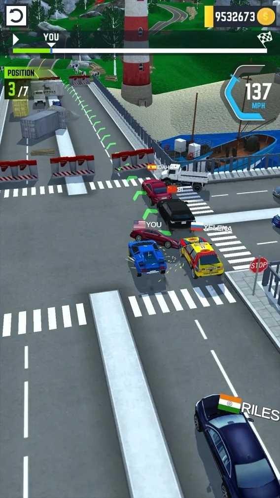 涡轮飙车游戏单机版图3