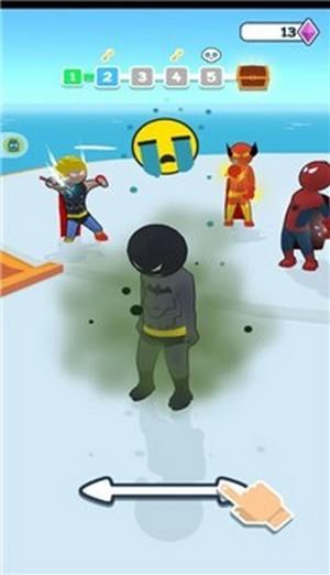 超级英雄换装图3