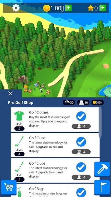 高尔夫俱乐部经理大亨单机版图3