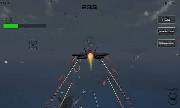 空战战斗机模拟器图2