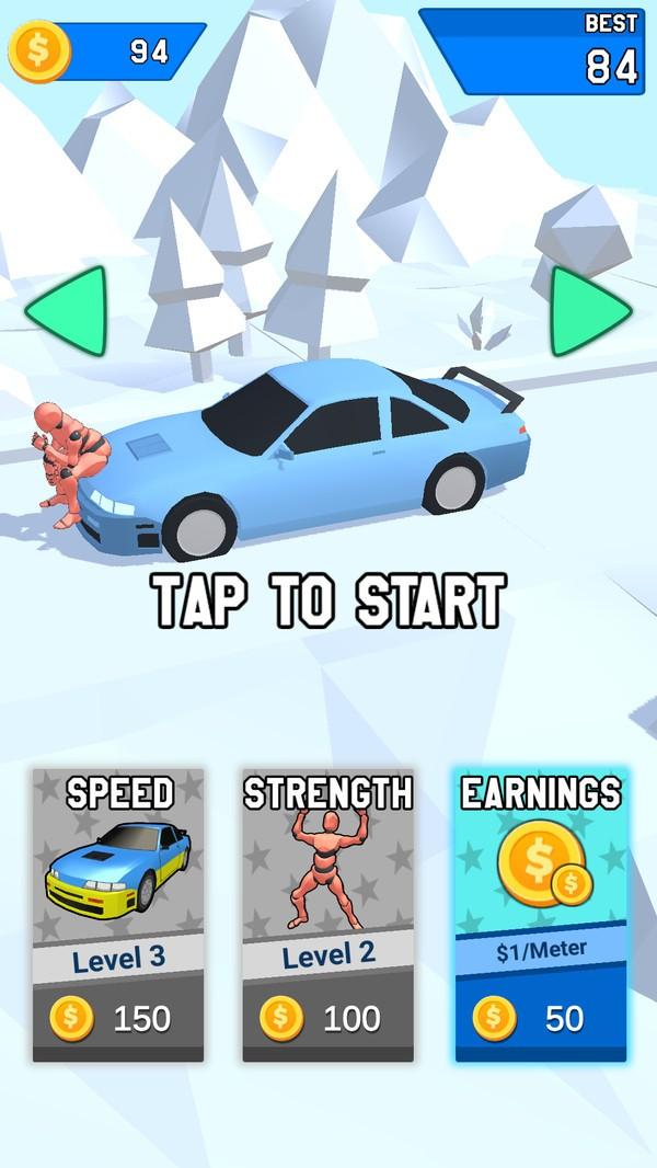 汽车撞击狂热游戏单机版图1