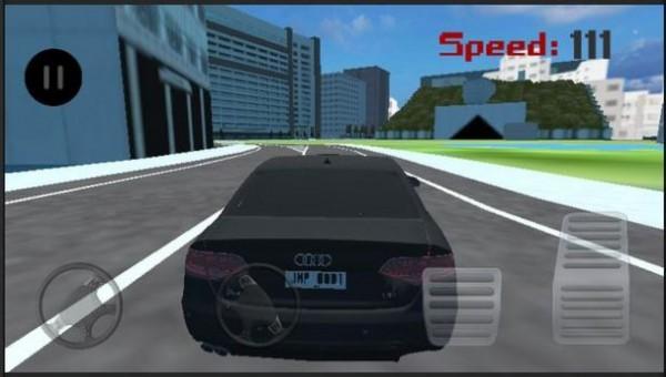 奥迪城市驾驶模拟单机版图3