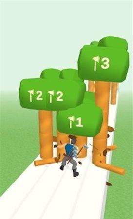 伐木场趣味赛单机版图4