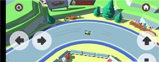 特技冠军车赛单机版图3