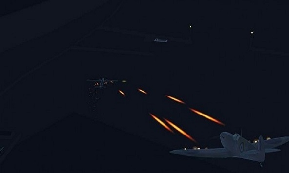 空战战斗机模拟器图1