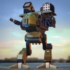 像素机器人战场单机版