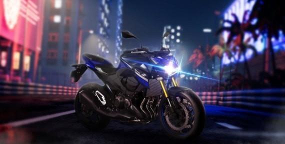 涡轮摩托车大满贯赛单机版图1