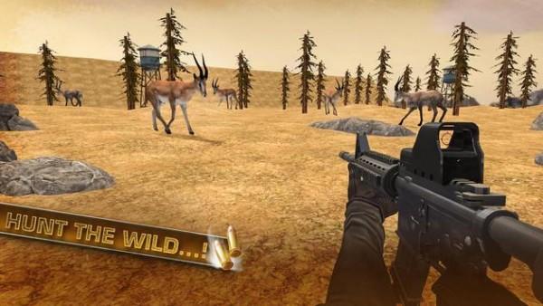 猎鹿达人狩猎单机版图1