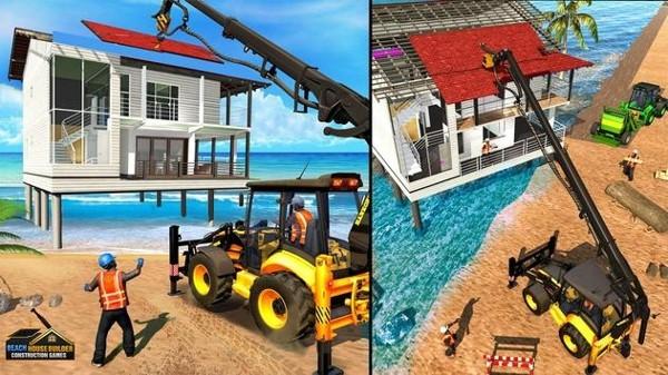 海滨别墅建造者图1