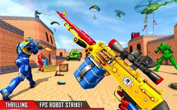 Fps机器人射击枪单机版图1