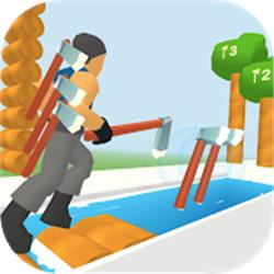 伐木场趣味赛单机版