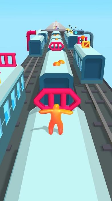 弹弓果冻人游戏单机版图2