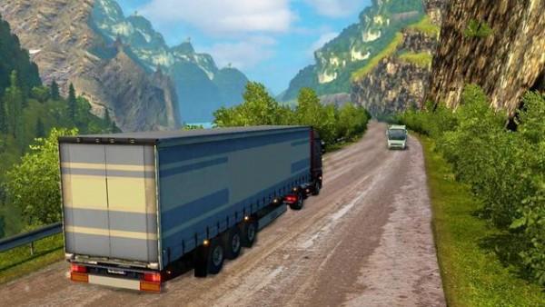 卡车司机模拟驾驶2021单机版图3