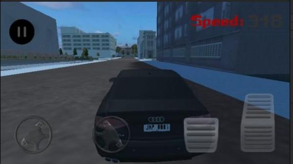 奥迪城市驾驶模拟单机版图1