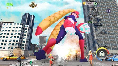 模拟女巨人单机版图4