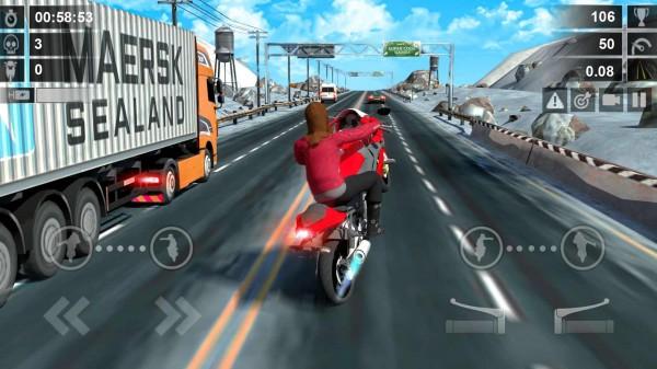 摩托车打架单机版图1