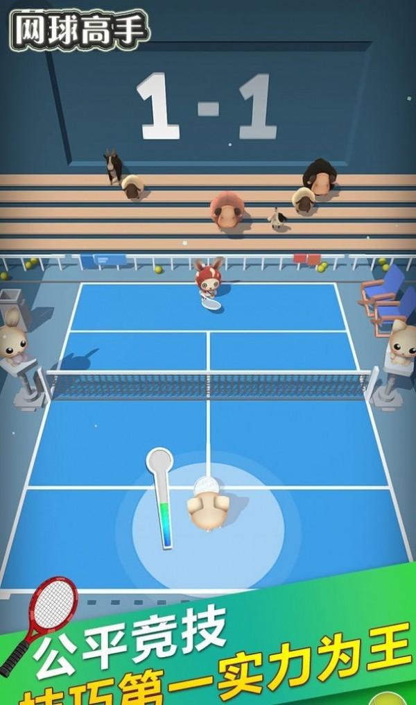 网球高手单机版图4