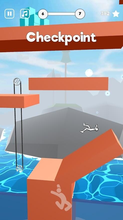 疯狂特技跳跃单机版图2